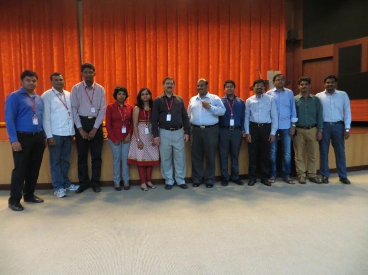 AIOUG Tech day team